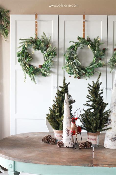 easy christmas home decor ideas easy christmas tablescape decorating ideas