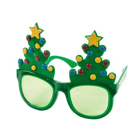 christmas tree sunglasses oriental trading