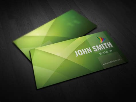 green business card template last day 40 ready to print business card templates only