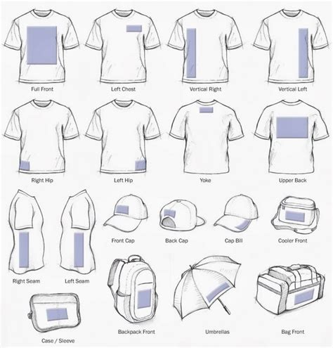 Tshirt Vector Big Breads placement of embroidery designs on shirts ausbeta