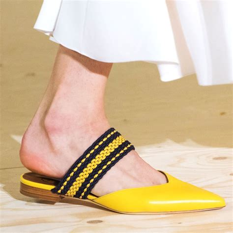 best runway shoes at fashion week 2017