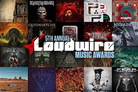 best metal song best metal song of 2015 5th annual loudwire awards
