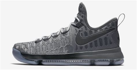 Sepatu Nike Kd 9 Elite Low Black Abu who sale more shoes or lebron black