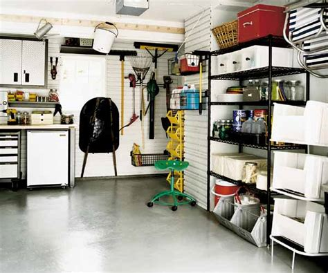 organize garage shelves why open shelves are usually better than closed cabinets