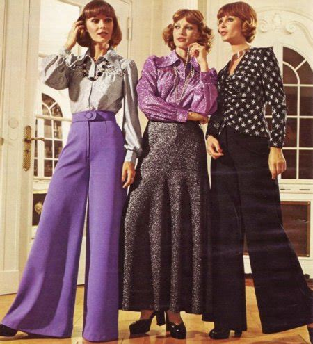 popular 1970 s vintage clothing