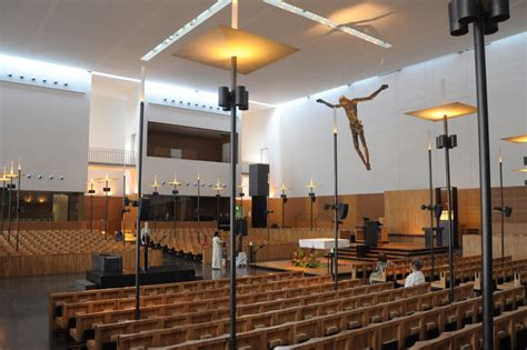 Tools For Interior Design the church of st mary of the angels woha designs