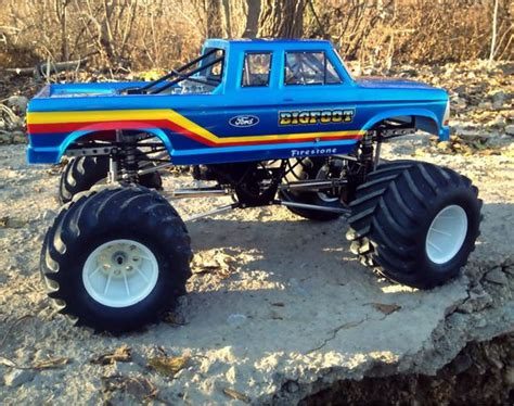 bigfoot monster truck toys tamiya bigfoot clodbuster agrios juggernaut summit and