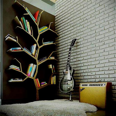 tree bookshelf unique