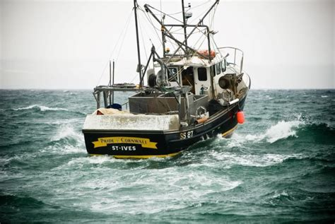 boats net uk the cornish fishing industry today cornwall good seafood