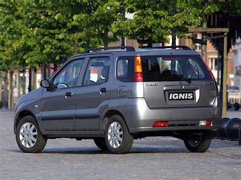 2003 Suzuki Ignis Suzuki Ignis 2003 2004 2005 2006 2007 2008