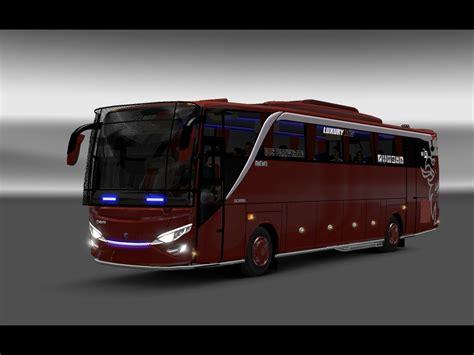 mod indonesia game ets2 jetbus hd2 mhusni edit fazri muchlis ets2 euro truck
