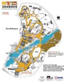 zoo map oregon zoo portland trip ideas