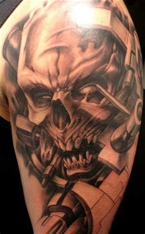 skull tattoos for men sleeves 83 best tattoos by paul booth images on paul
