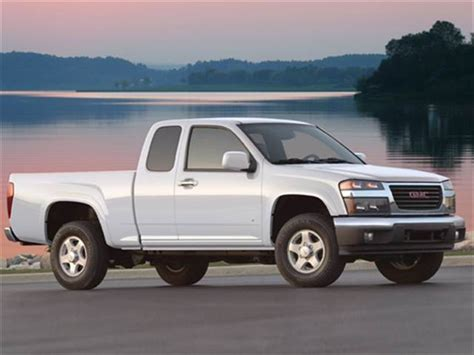 blue book used cars values 2010 gmc canyon instrument cluster most fuel efficient trucks of 2010 kelley blue book