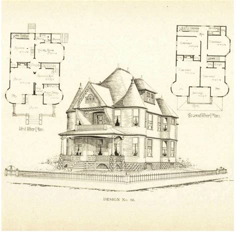 victorian blueprints victorian house plans 4 victorian homes pinterest