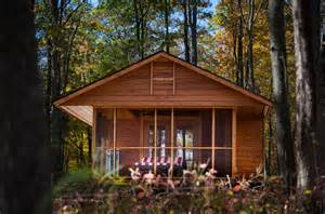 escape homes escape compact mobile home is aesthetic and eco conscious