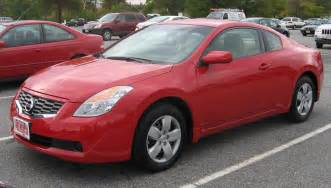 2008 Nissan Altima Coupe 2 5 S File 2008 Nissan Altima 2 5s Coupe Jpg