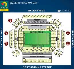 stadium seat map suncorp stadium seating map lang park austadiums