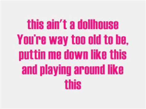 a z dollhouse lyrics priscilla renea doll house lyrics