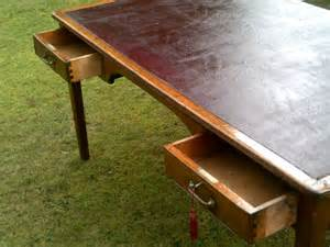 leather writing desk leather inlaid writing desk antiques atlas
