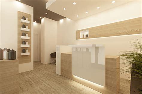 arredamento estetista usato reception centro estetico cura della pelle
