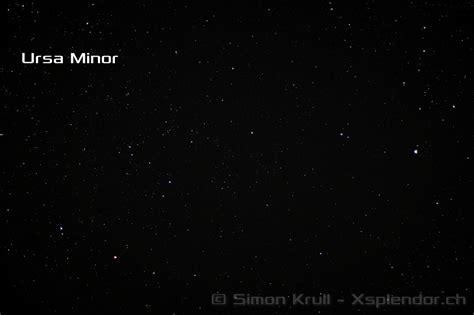 kleiner wagen sternbild xsplendor astrofotografie sternbild kleiner b 228 r