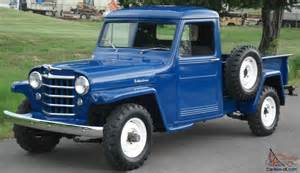 Willys Jeep Truck 1951 Willys Jeep