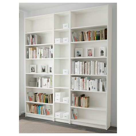 librerie billy ikea billy bookcase white 200x237x28 cm ikea