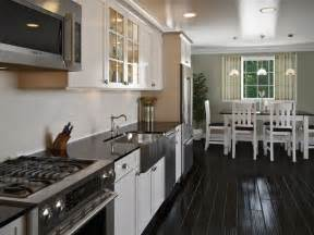 One Wall Kitchen Designs by Small One Wall Kitchen Layout Decorating Ideas