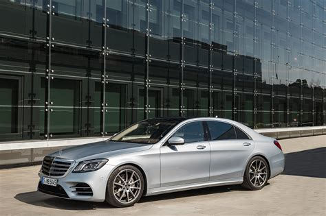 2018 mercedes s class look review motor trend