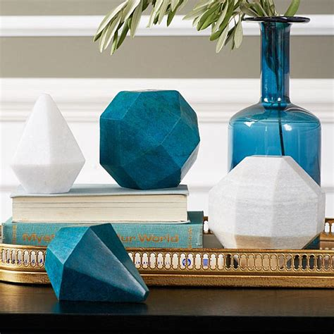home decor objects marble decor for a sleek interior