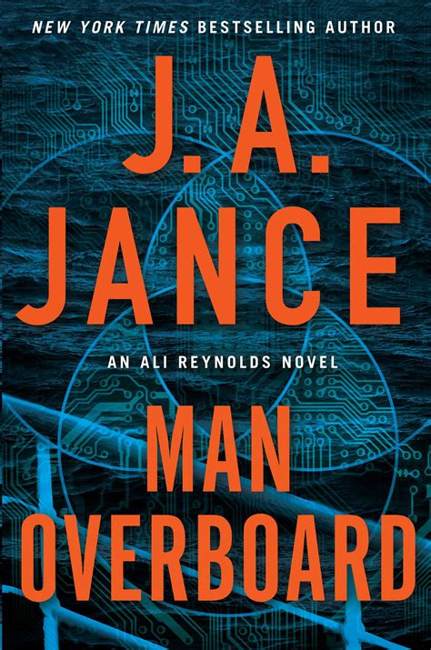 overboard book by j a jance official publisher