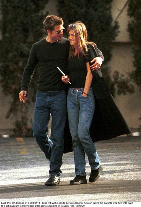 Brads Tells Jen He Still by Aniston Still Obsessed With Brad Pitt She Is