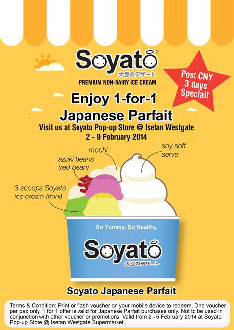 isetan new year sale bogo soyato post new year 1 for 1 japanese