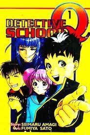 Komik Detective School Q 21 detective school q bahasa indonesia komik novel gratis