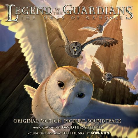 Owl Guardian win prizes from legends of the guardian the owls of ga