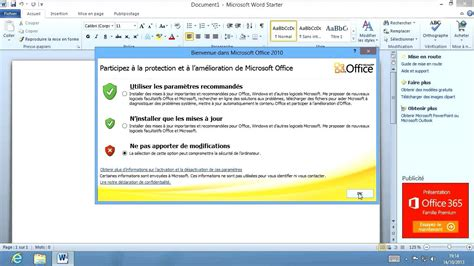 Microsoft Office Windows 8 installer microsoft office starter sur windows 8