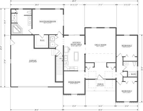 roosevelt floor plan 6 ideas for a family friendly home brookside custom homes
