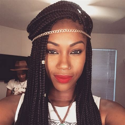 Braids Hairstyles With Instructions And Images Beautified Designs | 72 box braids hairstyles with instructions and images