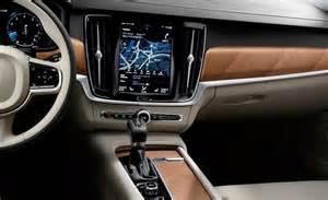 Volvo S90 Interior Se Revela El Secreto Volvo S90 Cambiosecuencial