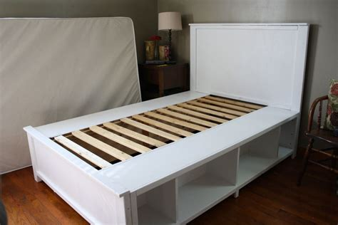 full size hailey storage bed    home