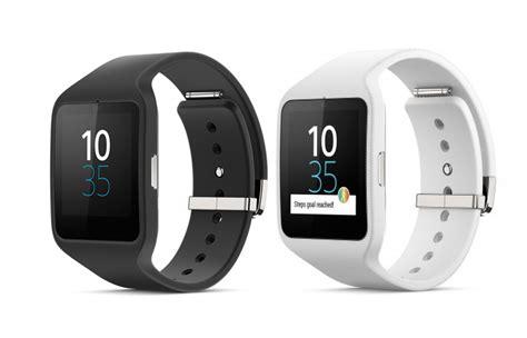 3 sony smartwatch sony smartwatch 3 unveiled