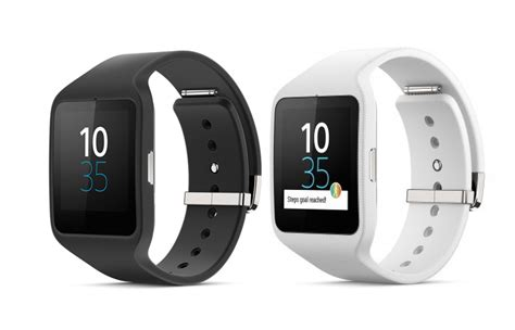 Sony Smartwatch 3 Unveiled