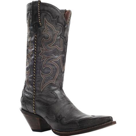 western boots durango crush grey rock n scroll western boots