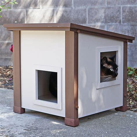 new age dog house ecoflex cat house wayfair