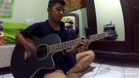 tutorial fingerstyle ran dekat di hati terbaik ran dekat di hati zakaria cover guitar youtube