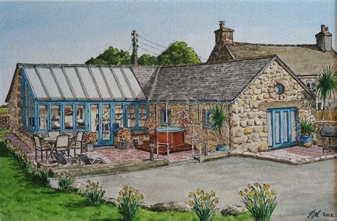 the cottage painting cottage paintings paul s world of