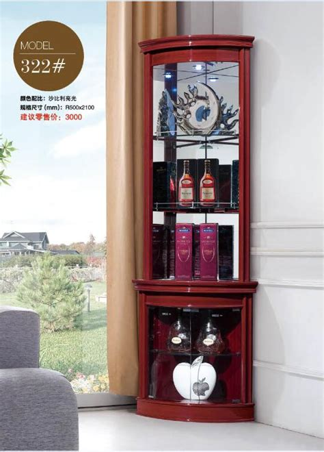 Corner Cabinet Living Room Furniture 322 Living Room Furniture Corner Display Showcase Wine Cabinet Living Room Cabinet Corner