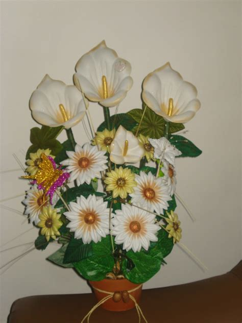 rosas moldes de flores para hacer arreglos florales en fomi goma eva hd arreglos florales de fomi