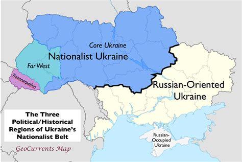 map ukraine conflict the ukrainian conflict in maps